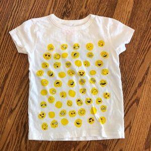 Crewcuts Emoji Shirt